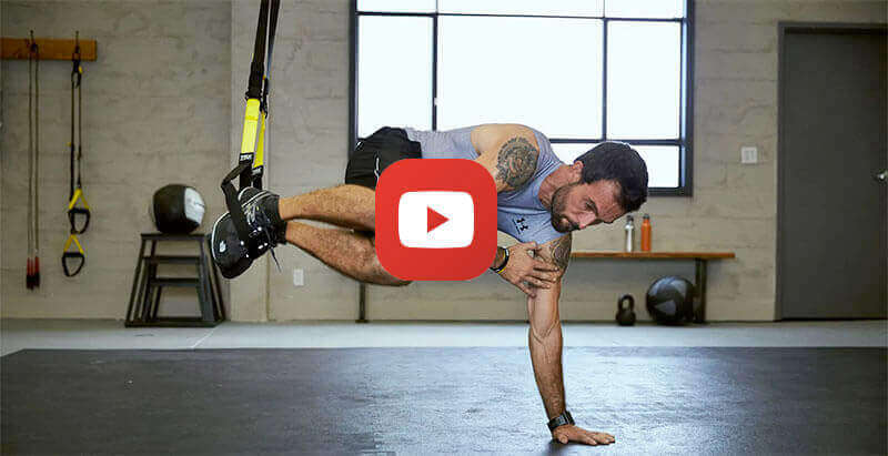 TRX Training youtube video