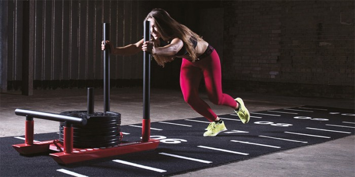Functional movements workout