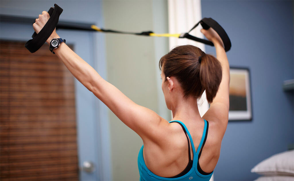 TRX HOME Gym - workout at home