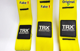 FAKE TRX Equipment