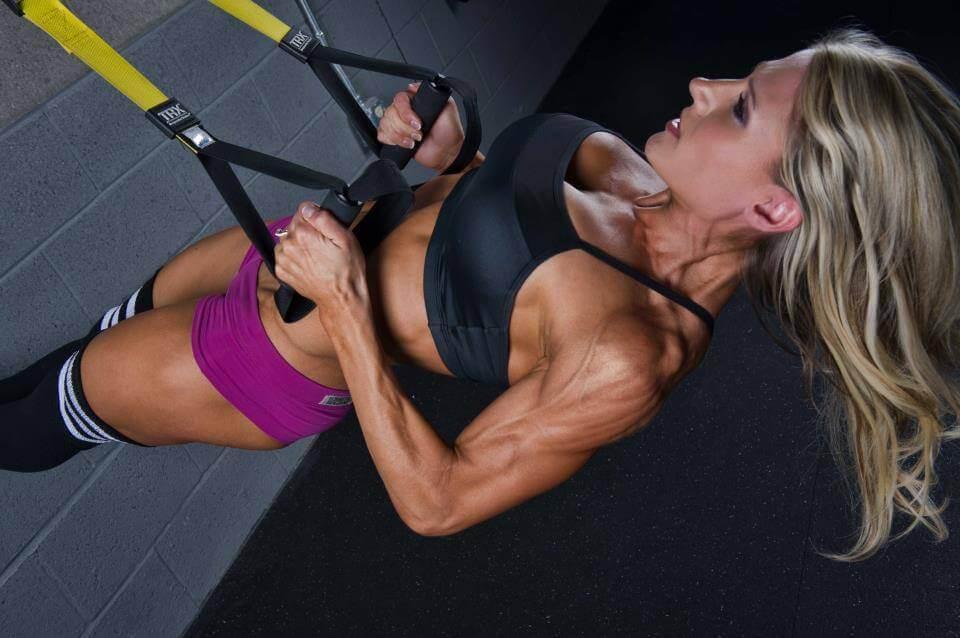 30 minute TRX Workout Plan