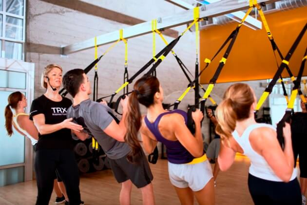 TRX Group Suspension Training Course