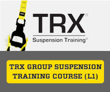 TRX Group Suspension Training Course (L1)