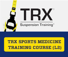 TRX Sports Medicine Suspension Training Course (L2)