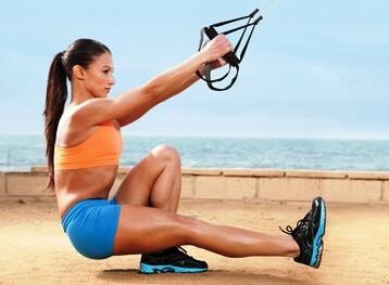 trx leg exercises  how to do trx squats