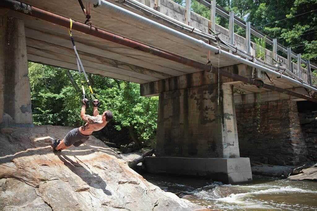 TRX suspension training benefits