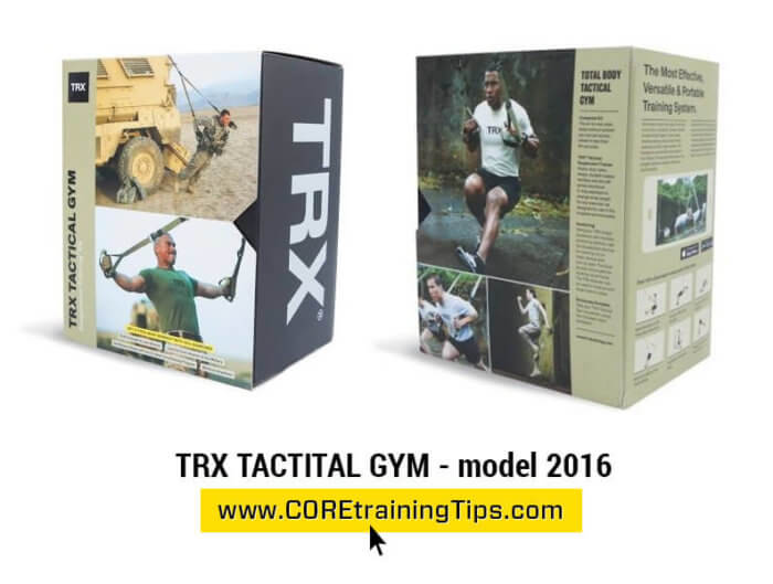 TRX Force Kit - Tactical Gym 2016