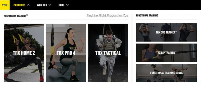 TRX Pro Kit original