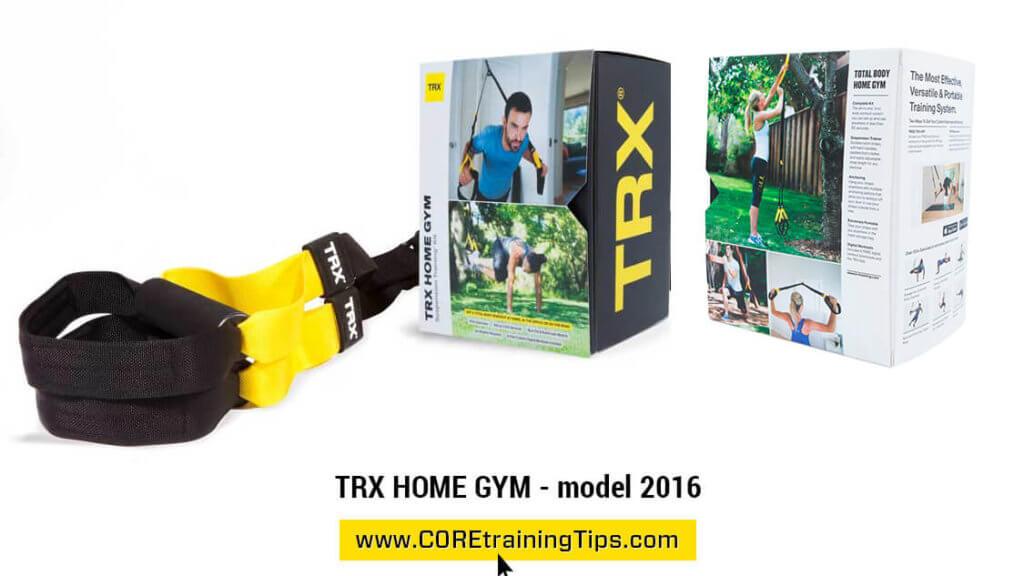 TRX Home Suspension Trainer 2016