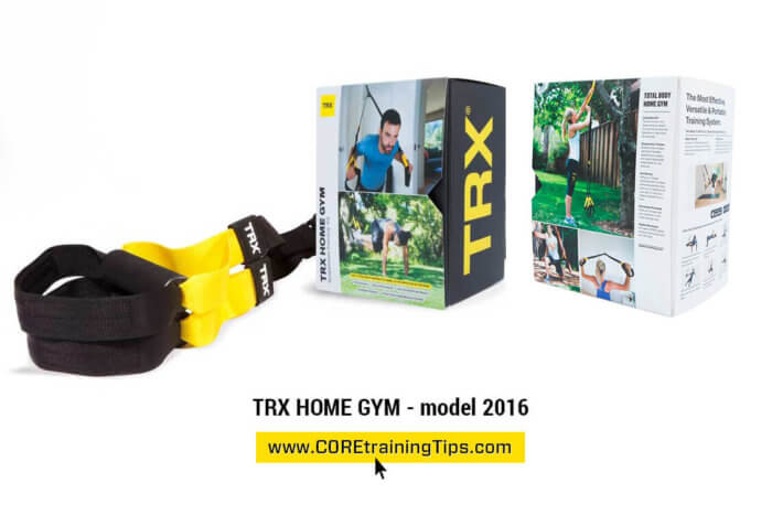TRX Home Suspension Trainer 2016
