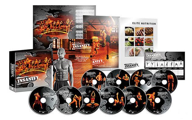 Insanity Free DVD