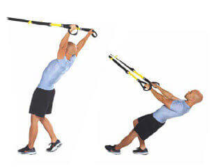 TRX Y Deltoid Fly
