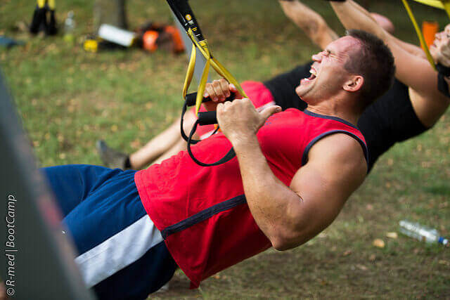 TRX Training Plan