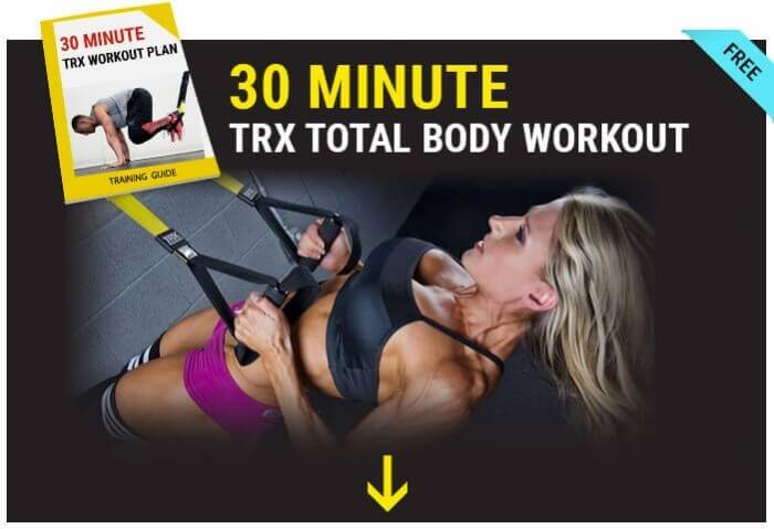 TRX Total Body workout routine