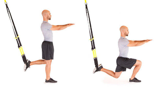 TRX Workouts – 30 minute home workout plan [PDF]