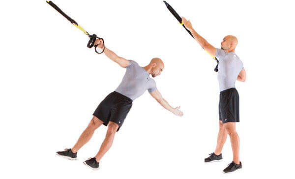trx upper body workout