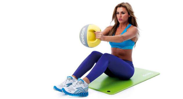 Medicinball exercises