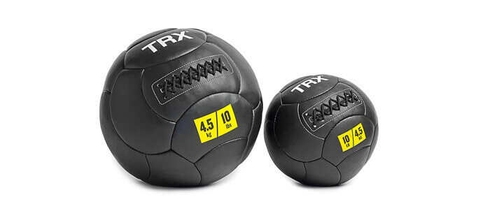 TRX Medicine Ball Workouts