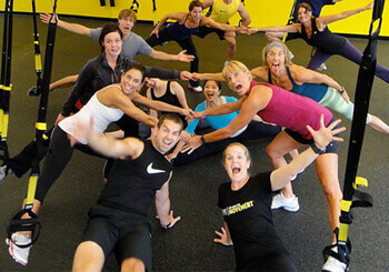 TRX group training