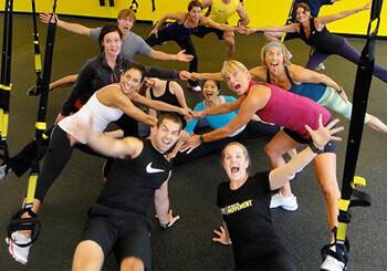 TRX group training