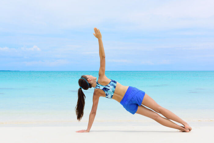 core strength workout