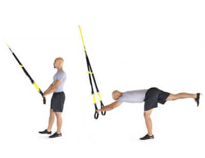 trx exercises for lower body