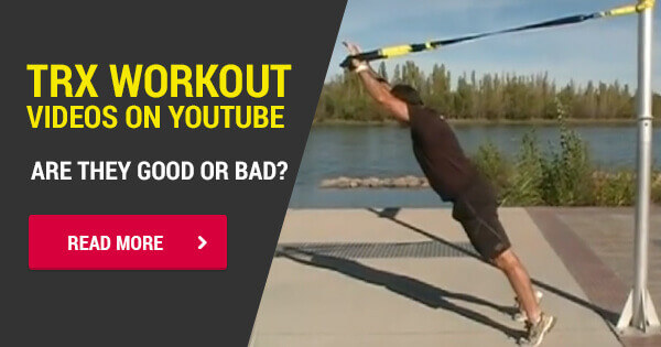 50 best TRX Exercises ever [REVIEW]