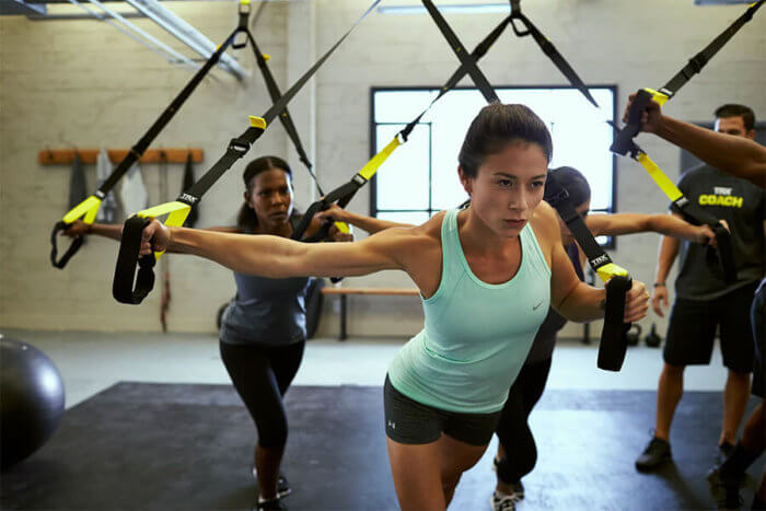 trx suspension training on youtube