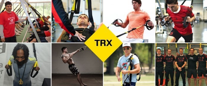 TRX Training zone