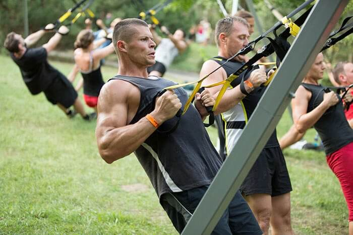 trx bootcamp ideas