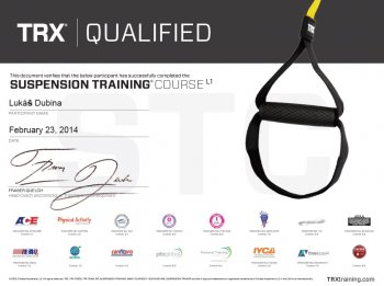 TRX Certification