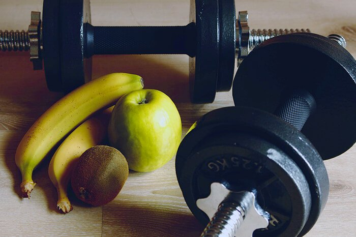 banana before workout for weight loss