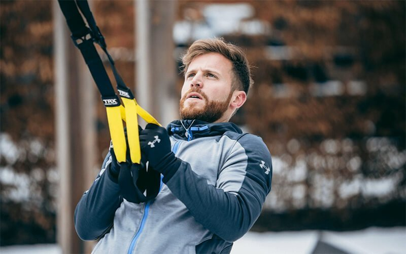 trx outdoor workout