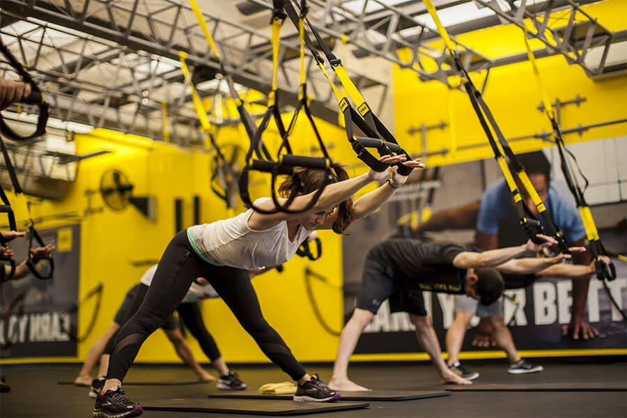 best trx warm up