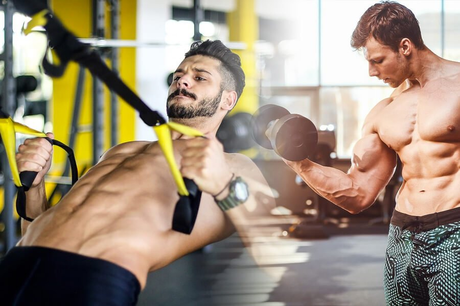 TRX vs lifting weights
