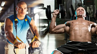 trx vs weight lifting