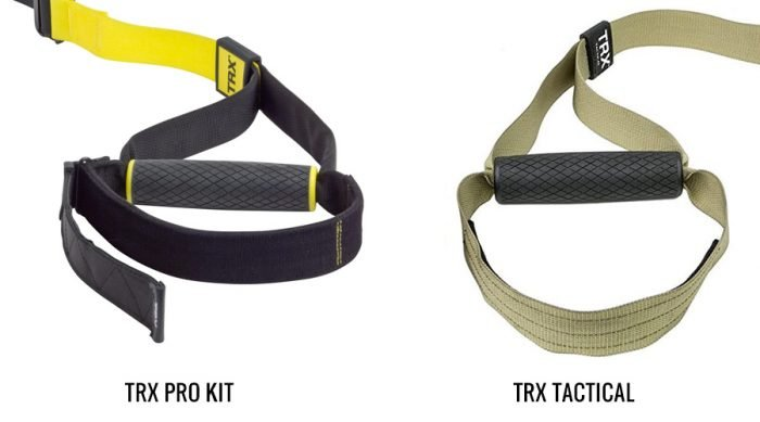 trx tactical vs pro 4