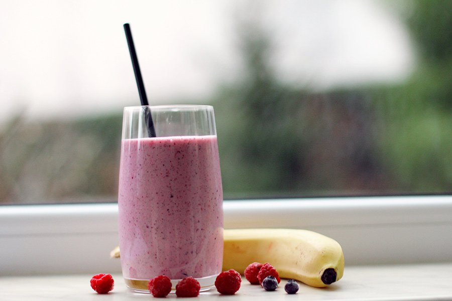 smoothie drink