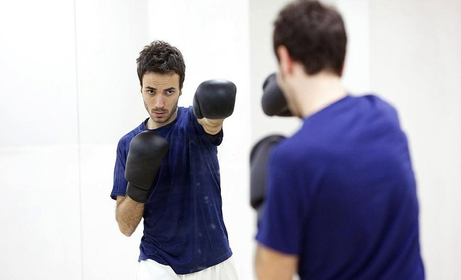 Sports Training Room Mirrors